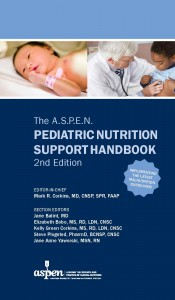 A.S.P.E.N.'s New Pediatric Handbook is here!